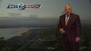 7 First Alert Forecast Saturday Evening 5/19 - Video