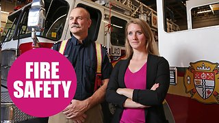 Battling flames 'massively increases firefighters' exposure to cancer-causing carcinogens'