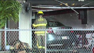 Family looses home to fire Lehigh acres
