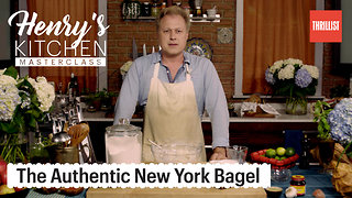 The Authentic New York Bagel - Video