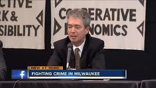 MKE leaders address violence in town hall meeting - Video