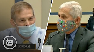 Jim Jordan Gets Into EXPLOSIVE Fight With Dr. Fauci Every American Needs To See