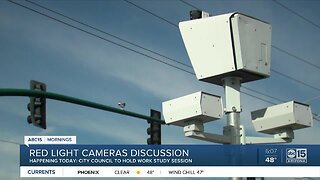 Red light camera discussion