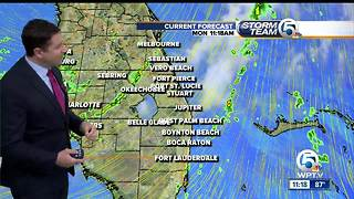 South Florida Monday afternoon forecast (8/28/18) - Video