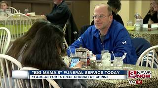 Loved ones remember 'Big Mama' - Video