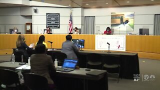 Palm Beach County School Board addresses rent increase