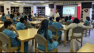 Palm Beach County medical community helps minority students excel
