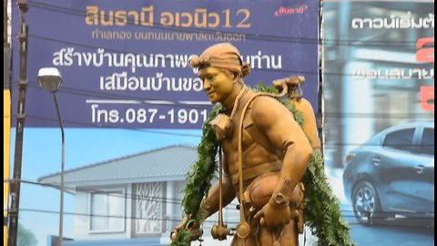 Statue to Navy SEAL Killed in Cave Rescue Erected in Thailand
