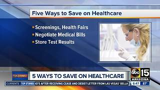 5 ways to save money on health care