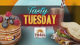 Trail Cafe And Grill: Tasty Tuesday's - Video