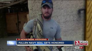 Navy SEAL honored at proclamation ceremony - Video