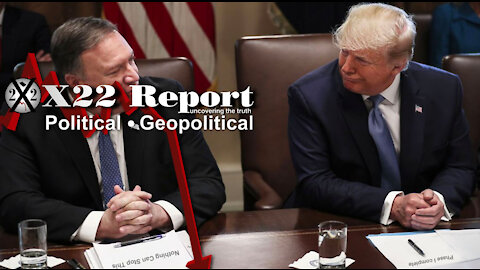 Ep. 2325b - Trump & Pompeo Confirm Our Way Forward, Propaganda Begins To Dull, Panic Sets In