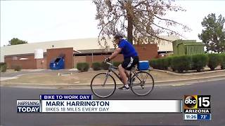 It's National Bike to Work Day! - Video