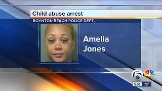 Daycare worker arrested after child abuse allegations in Boynton Beach - Video