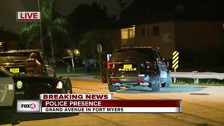 FMPD swarms apartment following roommate altercation that escalated - Video