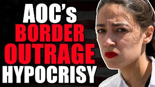 AOC's border crisis hypocrisy is the new face of liberalism.