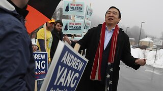 Andrew Yang Ends Run For 2020 Presidential Election