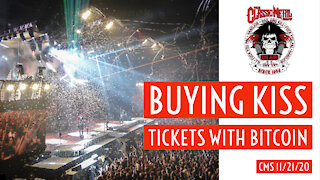 CMS - Buying Kiss Tickets With Bitcoin