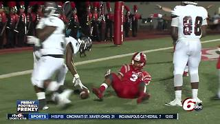 HIGHLIGHTS: Pike 46, Lawrence Central 28 - Video
