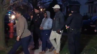 RAW: Caryann Sewell arrested, missing girls found safe