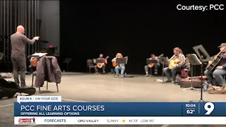 The Fine Arts at Pima Community College, offering all learning options during pandemic
