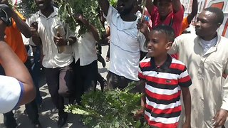 Celebrations in Mombasa as Kenyan Court Annuls Presidential Election Result - Video