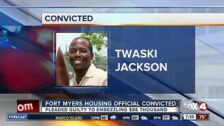 Fort Myers housing official convicted