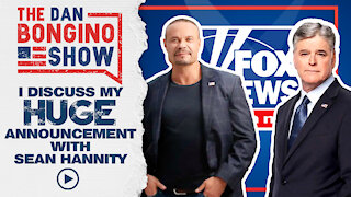 I Discuss My Huge Announcement With Sean Hannity!