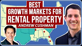 Best Growth Markets for Rental Property Investment in 2020 (with Andrew Cushman)
