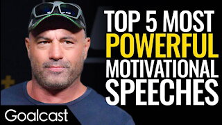 Top 5 Most Powerful Motivational Speeches | Goalcast