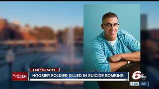 Columbus East graduate one of two American military men killed in Afghanistan suicide bomber attack - Video