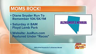 Run To Support Those With Alzheimer's