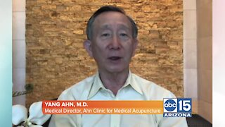 Suffering with sinus allergies AND migraines? Call the Ahn Clinic for help