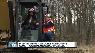 Want to work in road construction? Here's what you need to know about training