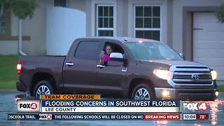 Flooding Concerns in Southwest Florida - Video