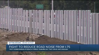 Fight to reduce road noise from I-75