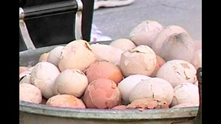 Chinese Virgin Boy Eggs - Video