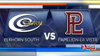 papillion-la vista vs. elkhorn south girls - Video