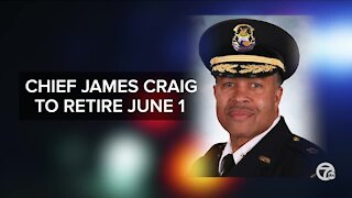 DPD Chief James Craig retiring, not ruling out political run