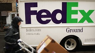 Package Reportedly Destined For Austin Explodes At FedEx Facility - Video