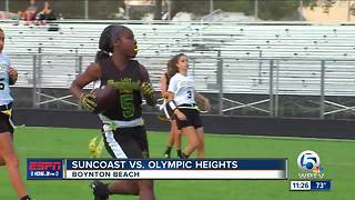 Suncoast takes down Olympic Heights - Video