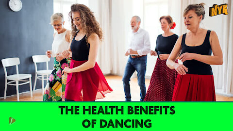 Top 3 Health Benefits Of Dancing