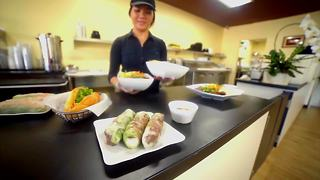 At The Table: Rolls and Grill Vietnamese - Video