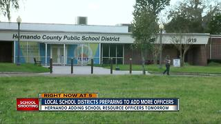 Hernando County Sheriff's Office adding school resource offices to every school in the district