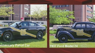 New MSP patrol cars out on the road - Video