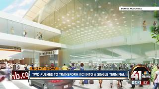 Burns & McDonnell defends cost of KCI proposal - Video