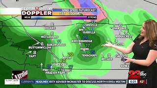 Storm Shield Forecast morning update 3/8/18 - Video