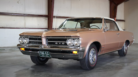 1964 Pontiac GTO Brought Back From The Dead | RIDICULOUS RIDES