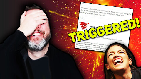 SNOPES Gets TRIGGERED By 'Circus of Cyberbullying' Against AOC