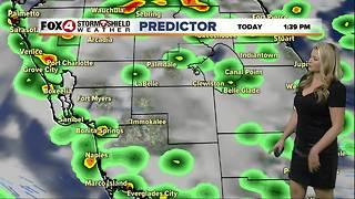FORECAST: Afternoon Storm Chances Continue